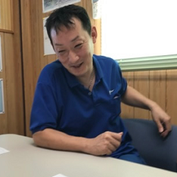 誠司乗務員
